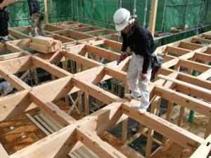 太田邸新築工事 152